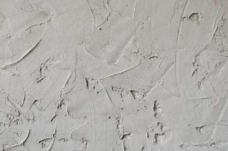 Texture on grey concrete wall as background Stock Photo - 12684510