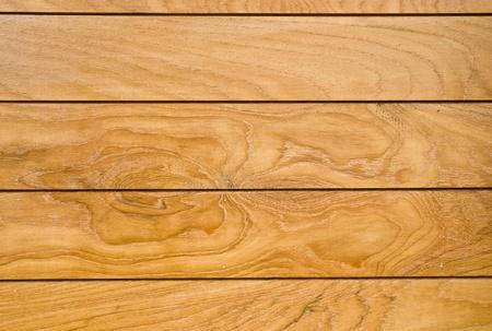 チーク木の装飾的な表面の色のパターン