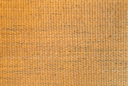 handcraft weave texture natural bamboo photo