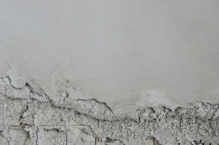 reinforced: Technology reinforced concrete walls  Stock Photo