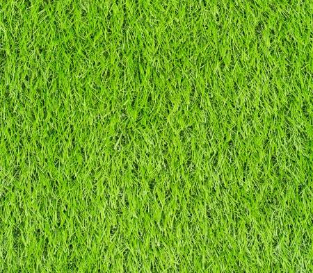 Artificial Green Grass Field Top View Texture Archivio Fotografico