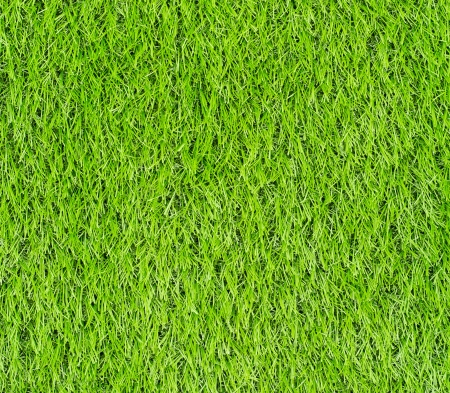 Artificial Green Grass Field Top View Texture photo