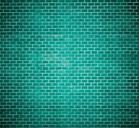 Decorative red brick wall texture in horizontal view Stock Photo - 15205716