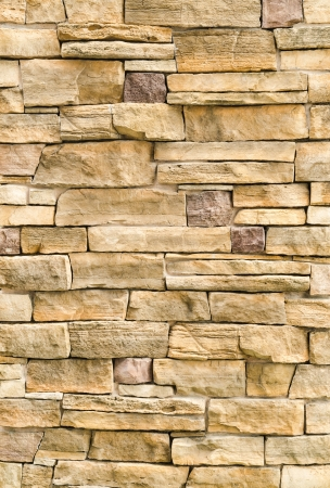pattern gray color of modern style  design decorative  cracked real stone wall surface with cement Archivio Fotografico
