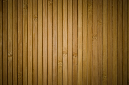 close up of bamboo wood background texture photo