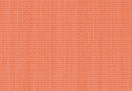criss cross: close up orange background of criss cross fabric texture detail