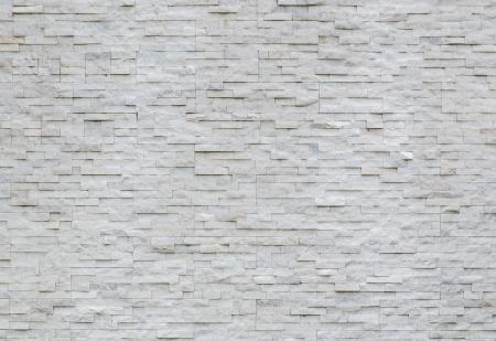 modern pattern of real stone wall surface photo