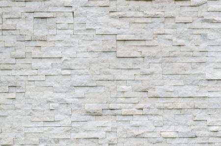 modern pattern of real stone wall decorative surface photo