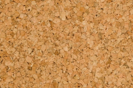 Close Up Texture  Color Detail  of Surface Cork Board Wood  Background,  Nature Product Industrial photo