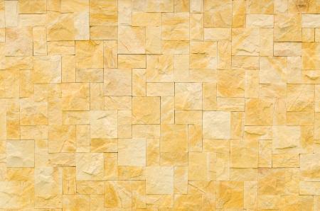 Patrón de color de diseño moderno estilo decorativo de superficie desigual pared agrietada verdadera piedra con cemento Foto de archivo - 23997626