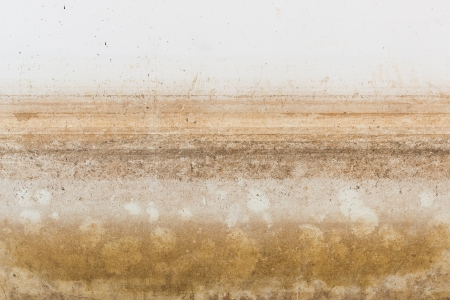 seepage: Abstract Texture of water level stain pattern after flood on wall house at Thailand stain pattern after flood on wall house at Thailand