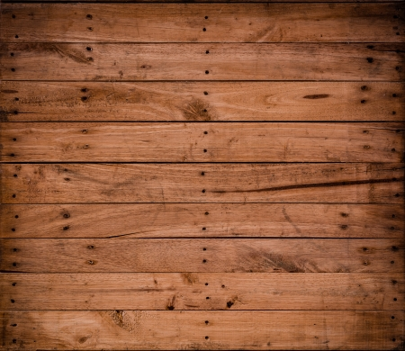 Brown color nature  pattern detail of pine wood decorative old box wall texture furniture surface photo