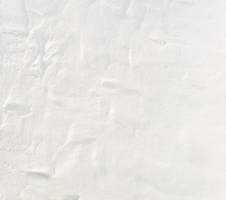 squalid: texture of  white concrete wall surface as background Stock Photo