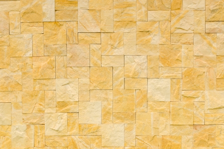 pattern color of modern style design decorative uneven cracked real stone wall surface with cement photo