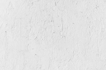 rough texture: white background of cement texture on decorative surface wall