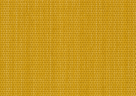 criss: close up yellow background curtain of criss cross fabric texture detail