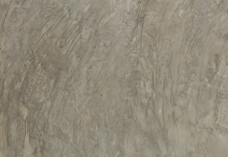 concrete surface finishing: background and texture on finishing floor in vintage style gray color of Polished concrete surface Stock Photo