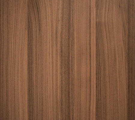 background  and texture of Walnut wood decorative furniture surface Stockfoto