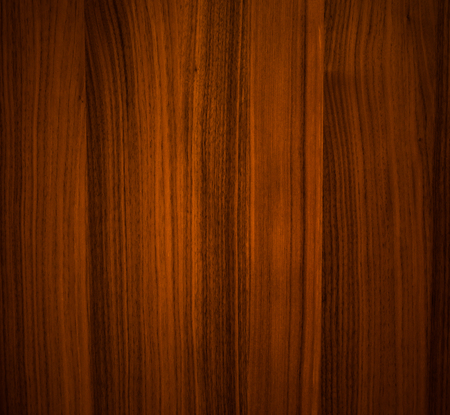 background  and texture of Walnut wood decorative furniture surface Imagens