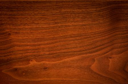 Fondo y la textura de la madera de nogal decorativo superficie de los muebles Foto de archivo - 47973151