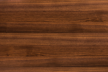 wooden planks: background  and texture of Walnut wood decorative furniture surface Stock Photo