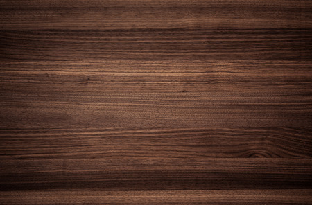 background  and texture of Walnut wood decorative furniture surface Reklamní fotografie