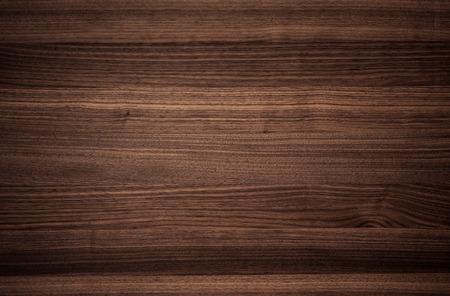 decoracion mesas: fondo y la textura de la madera de nogal decorativo superficie de los muebles Foto de archivo
