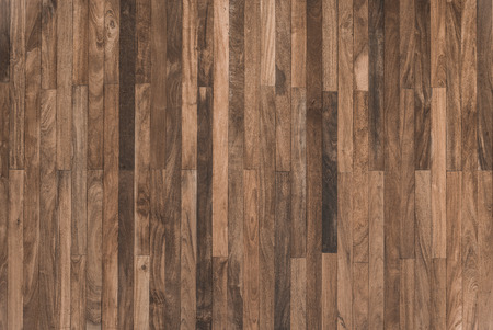 background and texture of decorarive redwood striped  on wall, Xylia xylocarpa Taub wood