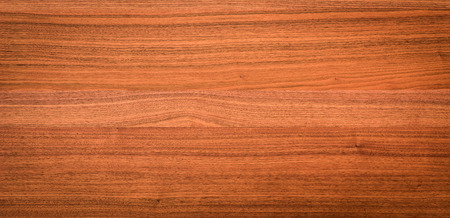 Hintergrund und Textur von Walnut Holz dekorative Möbel Oberfläche Standard-Bild