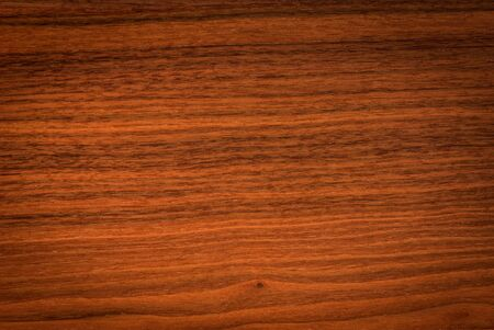 background  and texture of Walnut wood decorative furniture surface Banco de Imagens
