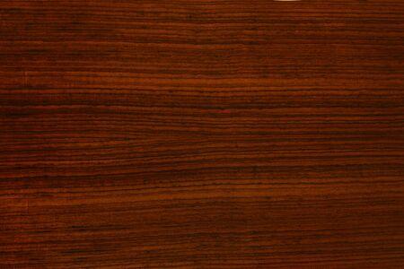 Hintergrund und Textur von Palisander auf der Möbeloberfläche