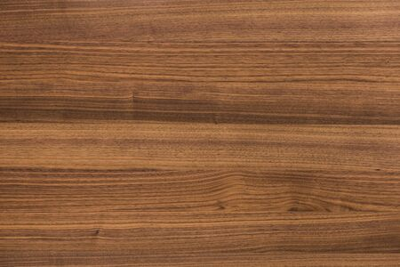Fondo y textura de la superficie de muebles decorativos de madera de nogal Foto de archivo
