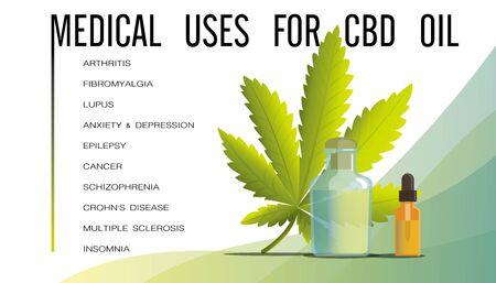 CBD oil benefits,Medical uses for cbd oil