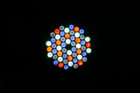 de focus: Light colors
