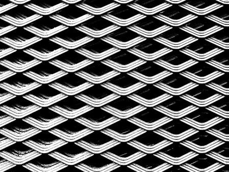 Background is steel. Stock Photo
