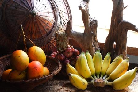 Bananas. Stock Photo