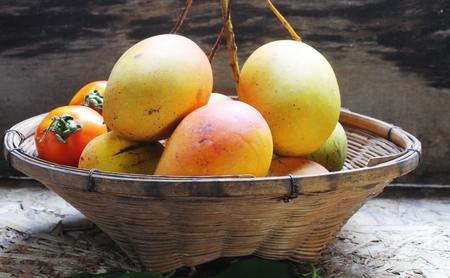 Mangos. Stock Photo