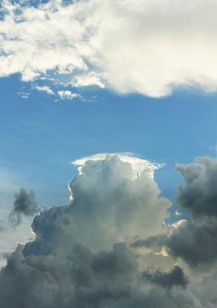 Sky Big cloudy.