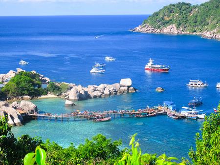 nang: Koh Nang Yuan Thailand