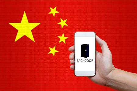 freeware: Secret backdoor in phones sending data to china.