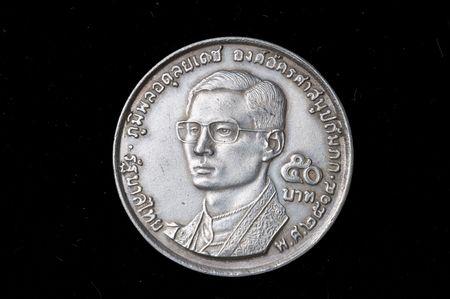 Argentine coin photo