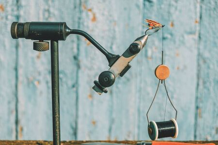 Fly fishing Tools for fly tying.