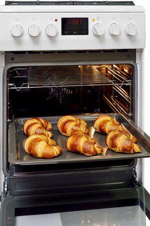 heat radiation: Trinec, Czech Republic - November 13, 2015: electric cooker Stock Photo