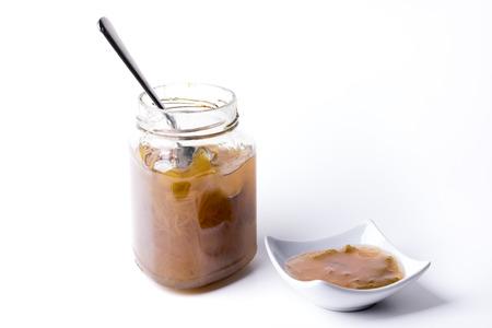 rheum: Homemade rhubarb jam