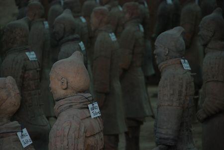 terracotta: Terracotta Warriors Editorial