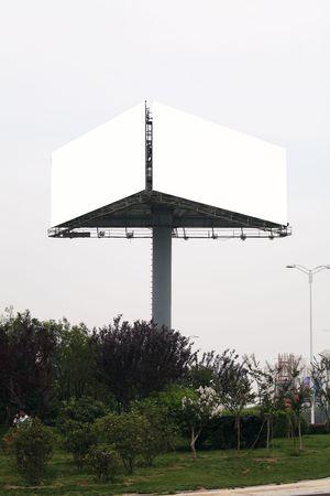 billboard of the freeway outdoor photo