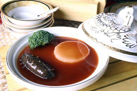 sea slug: china delicious food—sea slug