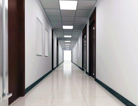 3D 복도