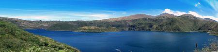 Mountain Lake Фото со стока