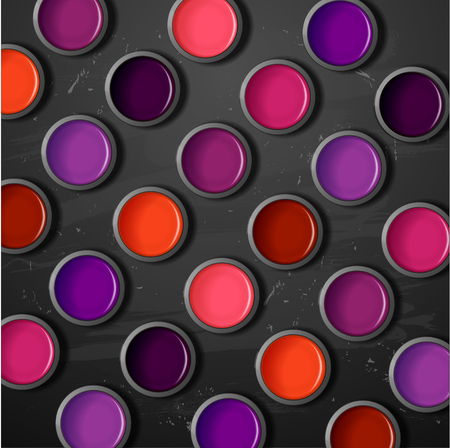 beauty store: decorative cosmetics make up accessories beauty store